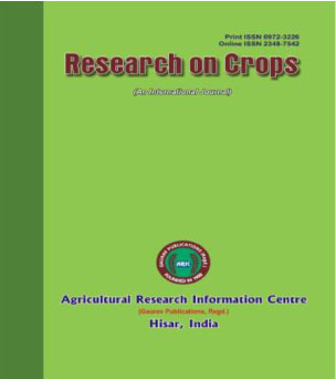 research on crops
