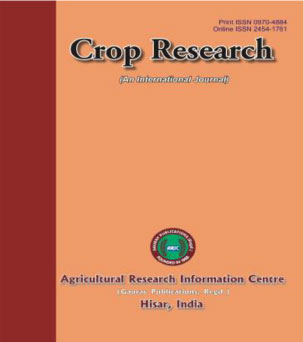 crop research